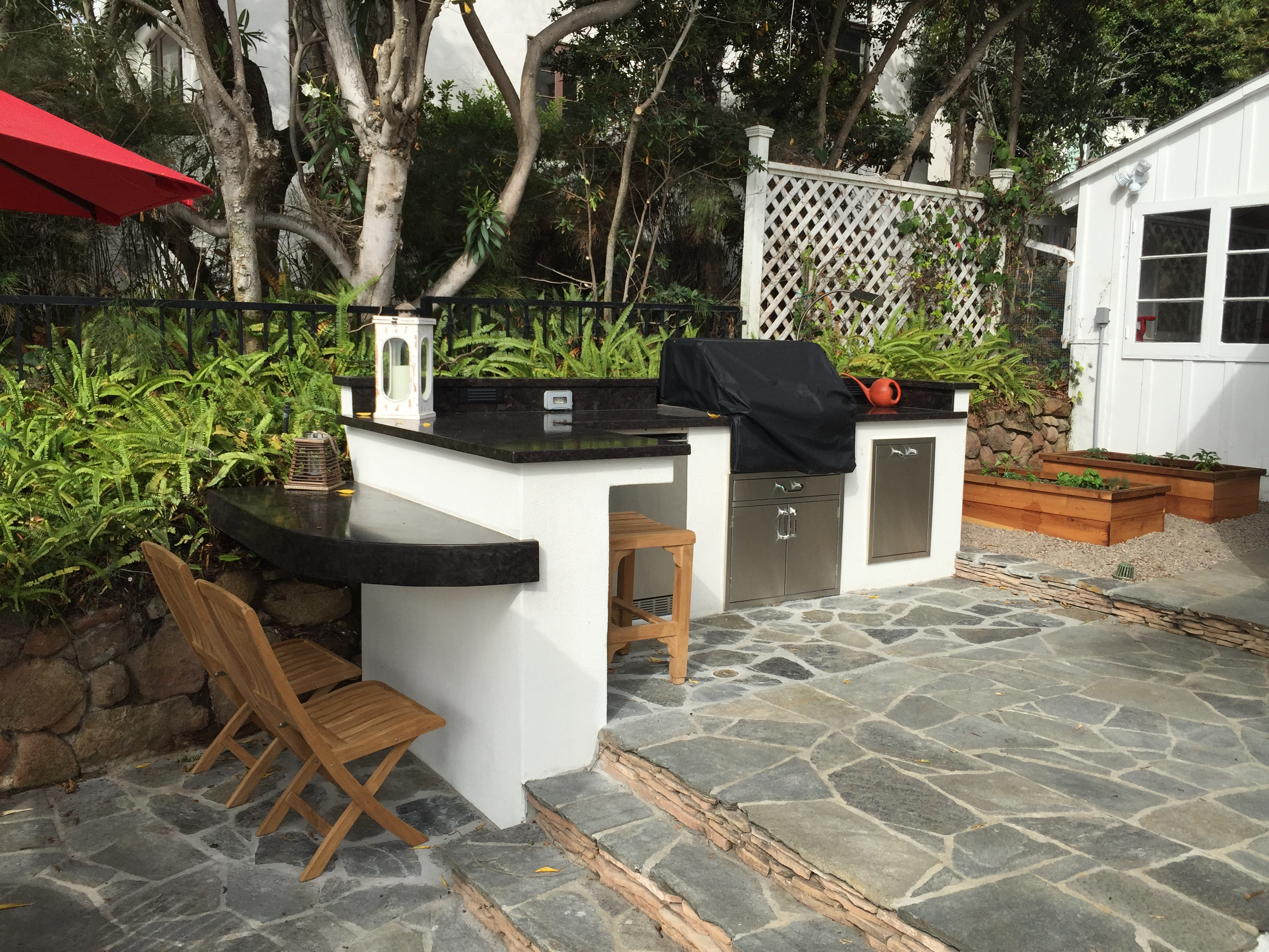 Give Us 1 Hour And Weu0027ll Show You How You Can Have Your Own Custom Backyard  BBQ Island!